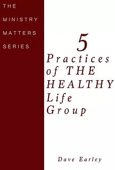 5 practices of the healthy life group